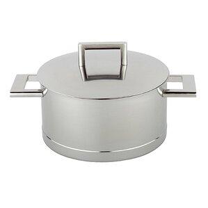 John Pawson Stainless Steel Dutch Oven
