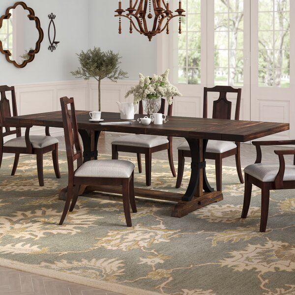 Keshia Extendable Dining Table by Darby Home Co