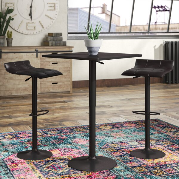 Yoder 3 Piece Pub Table Set by Trent Austin Design