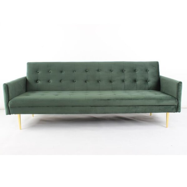 Modern Collection Appalachia Sofa Bed by Everly Quinn by Everly Quinn