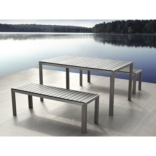 Hayslett 3 Piece Dining Set by Orren Ellis