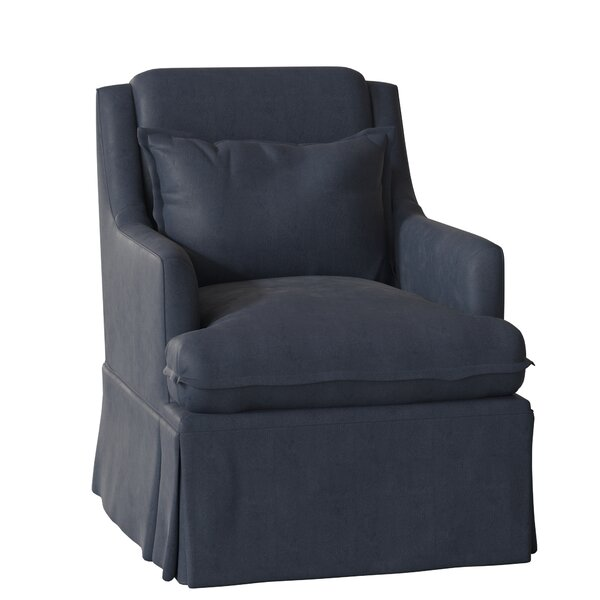 Bridgette Swivel Armchair by Gabby