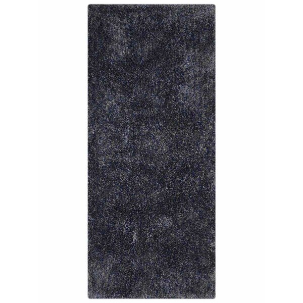 Wimbush Hand-Tufted Navy Blue Area Rug by Latitude Run