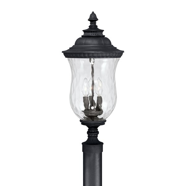 Ashford Outdoor 3-Light Lantern Head by Capital Lighting