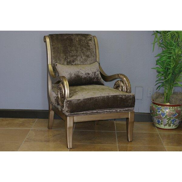 Wilbert Armchair by Bloomsbury Market