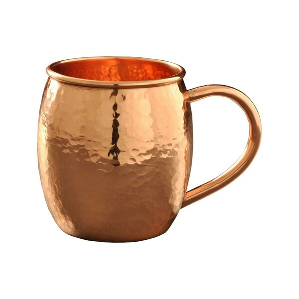 Benedetto 16 oz. Moscow Mule Mug by Mint Pantry