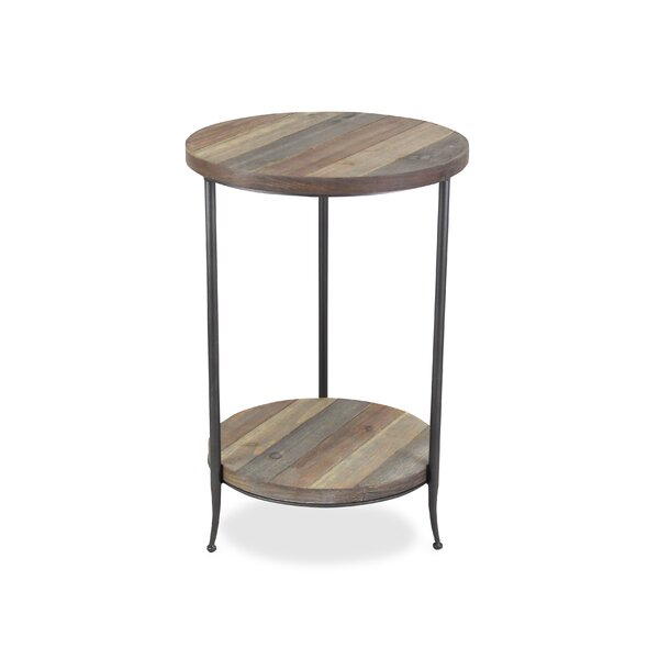 Cothern 2 Tier End Table by 17 Stories