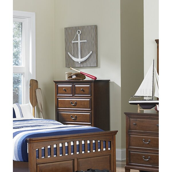 Clarktown 5 Drawer Chest by Darby Home Co