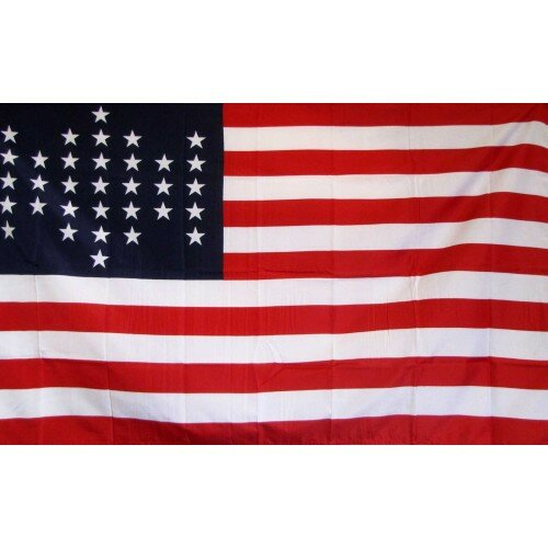 US 33 Star Historical Traditional Flag by NeoPlex