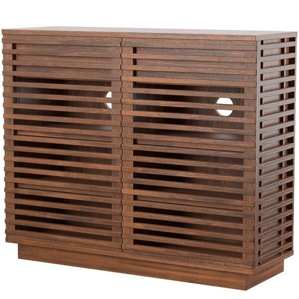 Moris 2 Door Accent Cabinet By Mercury Row