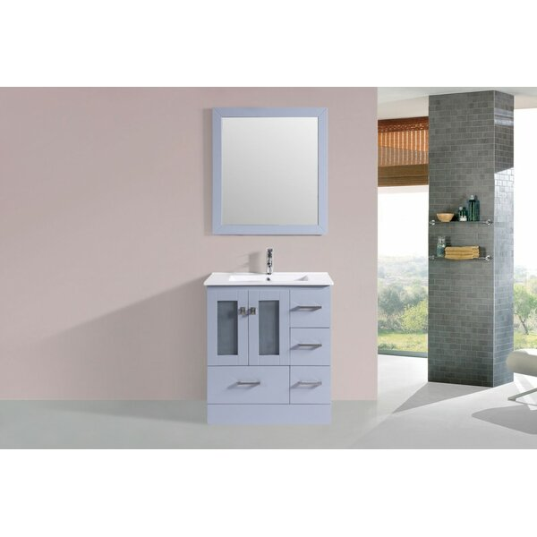 Lapoint 30 Single Bathroom Vanity Set by Latitude Run