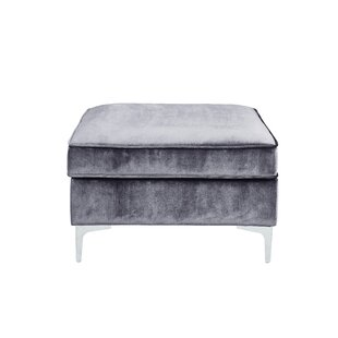 Broadmoor Storage Ottoman By Everly Quinn