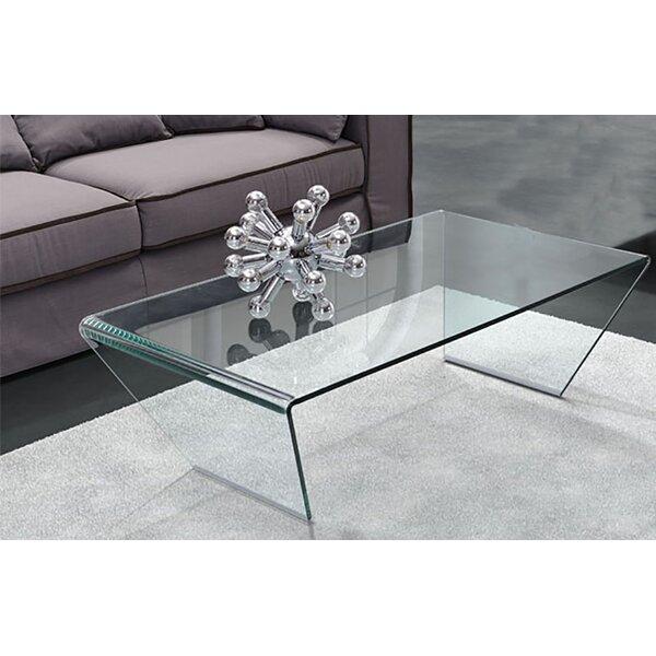 Newman Coffee Table by Orren Ellis