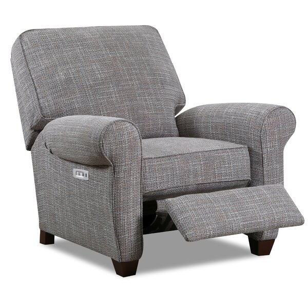 Clausen Hi-Leg Recliner By Darby Home Co