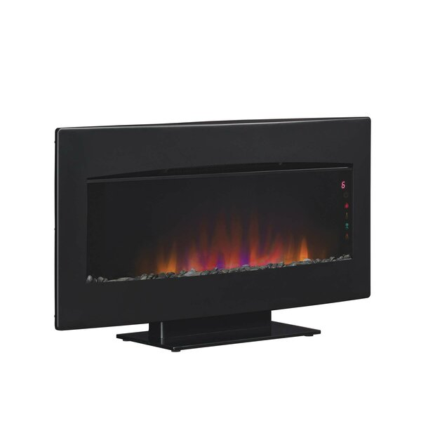 Wall Hanging Serendipity Fire Display with Heater by Classic Flame