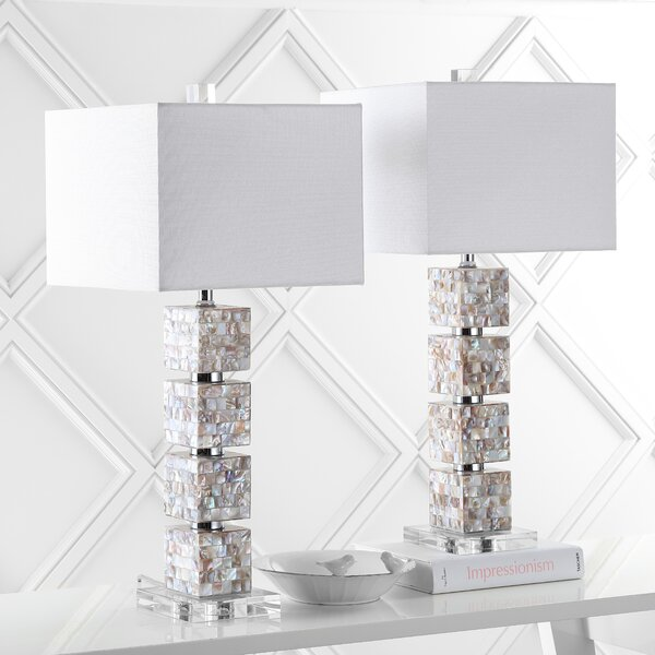 Rafferty 30.5 Table Lamp (Set of 2) by Safavieh