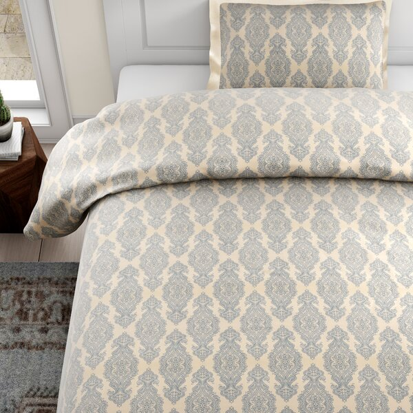Fouke Traditional Duvet Cover Collection