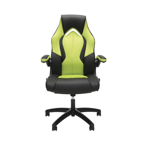 Ziggy High-Back Racing Gaming Chair by Ebern Designs