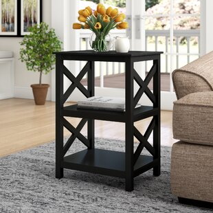 Minnick End Table with Storage