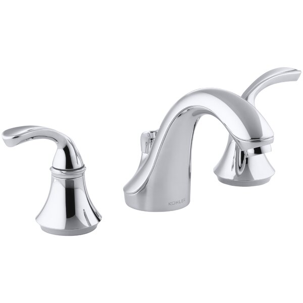 Forté Impressions Widespread Bathroom Faucet with Drain Assembly by Kohler
