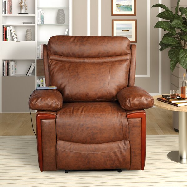 Reclining Heated Massage Chair W003183075