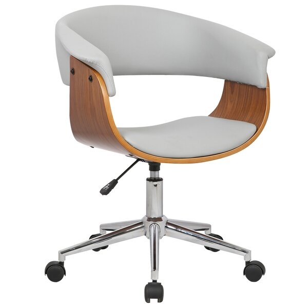 Low-Back Desk Chair by Porthos Home