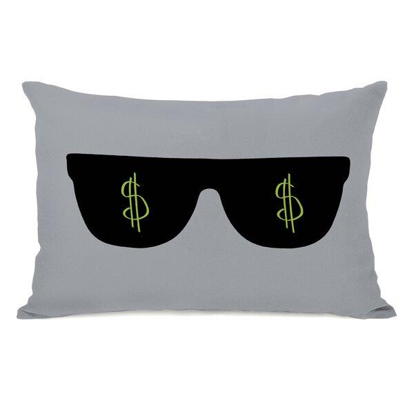 Seeing $$ Lumbar Pillow by One Bella Casa