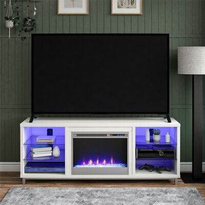 Belen Tv Stand Antique White