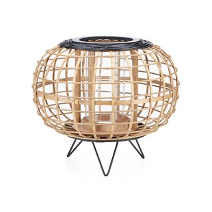 Read Reviews Canyon Adara Wood Lantern By Trisha Yearwood Home Collection