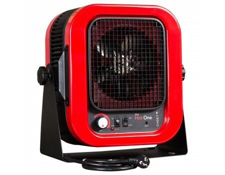Electric Fan Compact Heater by Cadet