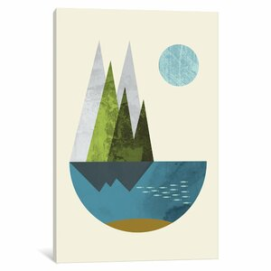 'Earth' Graphic Art Print by East Urban Home