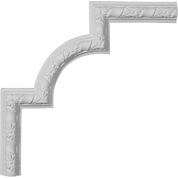 Kendall 13 1/2H x 13 1/2W Panel Moulding Corner by Ekena Millwork