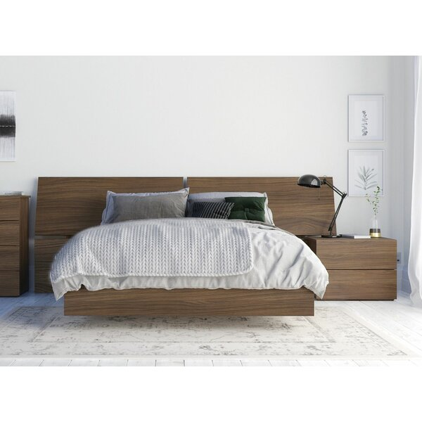 Pertev 3 Piece Bedroom Set by Ebern Designs