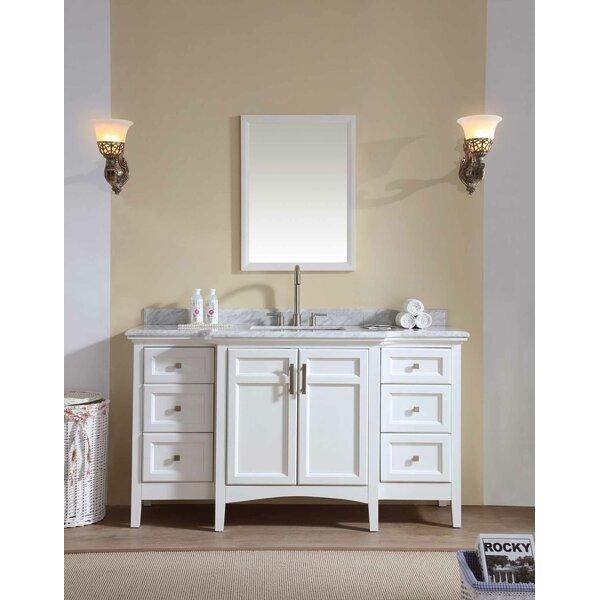 Lebanon 60 Single Bathroom Vanity Set by Zipcode D