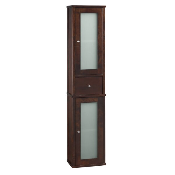 Cole 12.2 W x 24.61 H Wall Mounted Cabinet by Ronbow