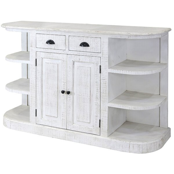 Adele Display Sideboard by Rosecliff Heights Rosecliff Heights
