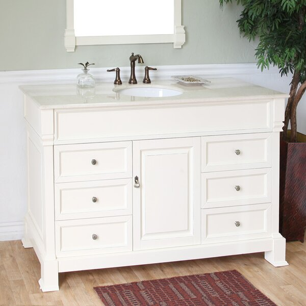 60 Single Bathroom Vanity Set by Bellaterra Home