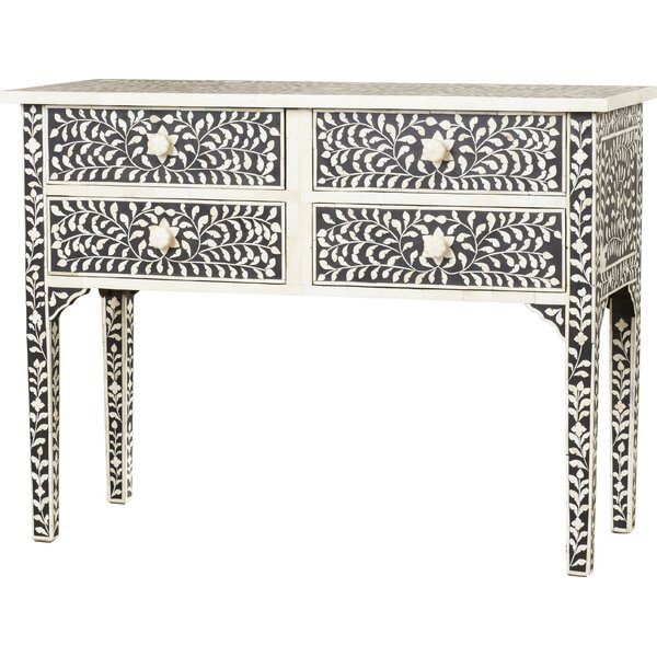 Irvington 4 Drawer Accent Chest by Bungalow Rose Bungalow Rose