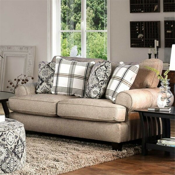 New Look Collection Pearson Loveseat by Canora Grey by Canora Grey
