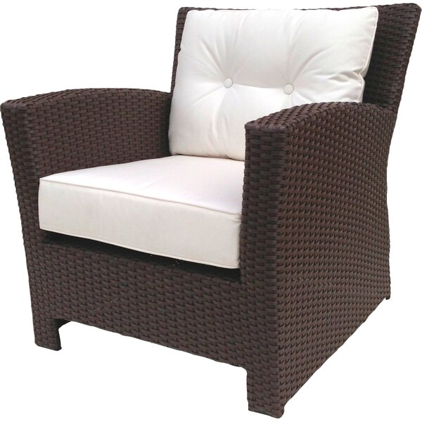 Sonoma Patio Chair with Sunbrella Cushions by ElanaMar Designs