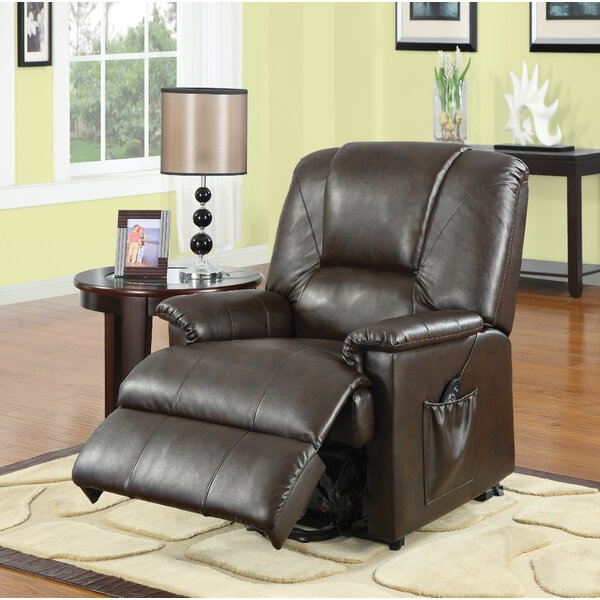 Ajay Power Lift Assist Recliner by Red Barrel Stud