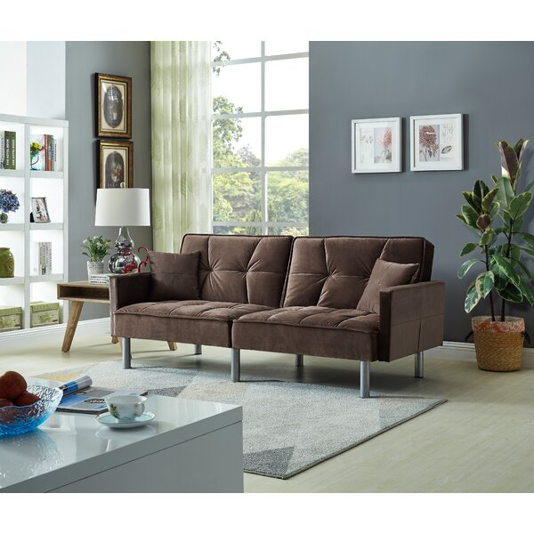 Hemphill Sleeper Sofa by Mercer41 Mercer41