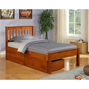 Purchase Hopkins Full/Double Storage Platform Bed By Harriet Bee
