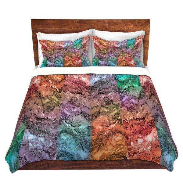 Infinite Surf Duvet Cover Set