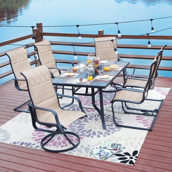 Sifford 7 Piece Dining Set By Charlton Home