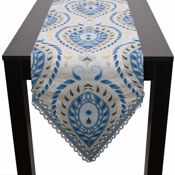Review Gridley Table Runner By Sherry Kline δ