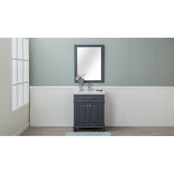 Chumbley 30 Single Bathroom Vanity by Rosecliff He