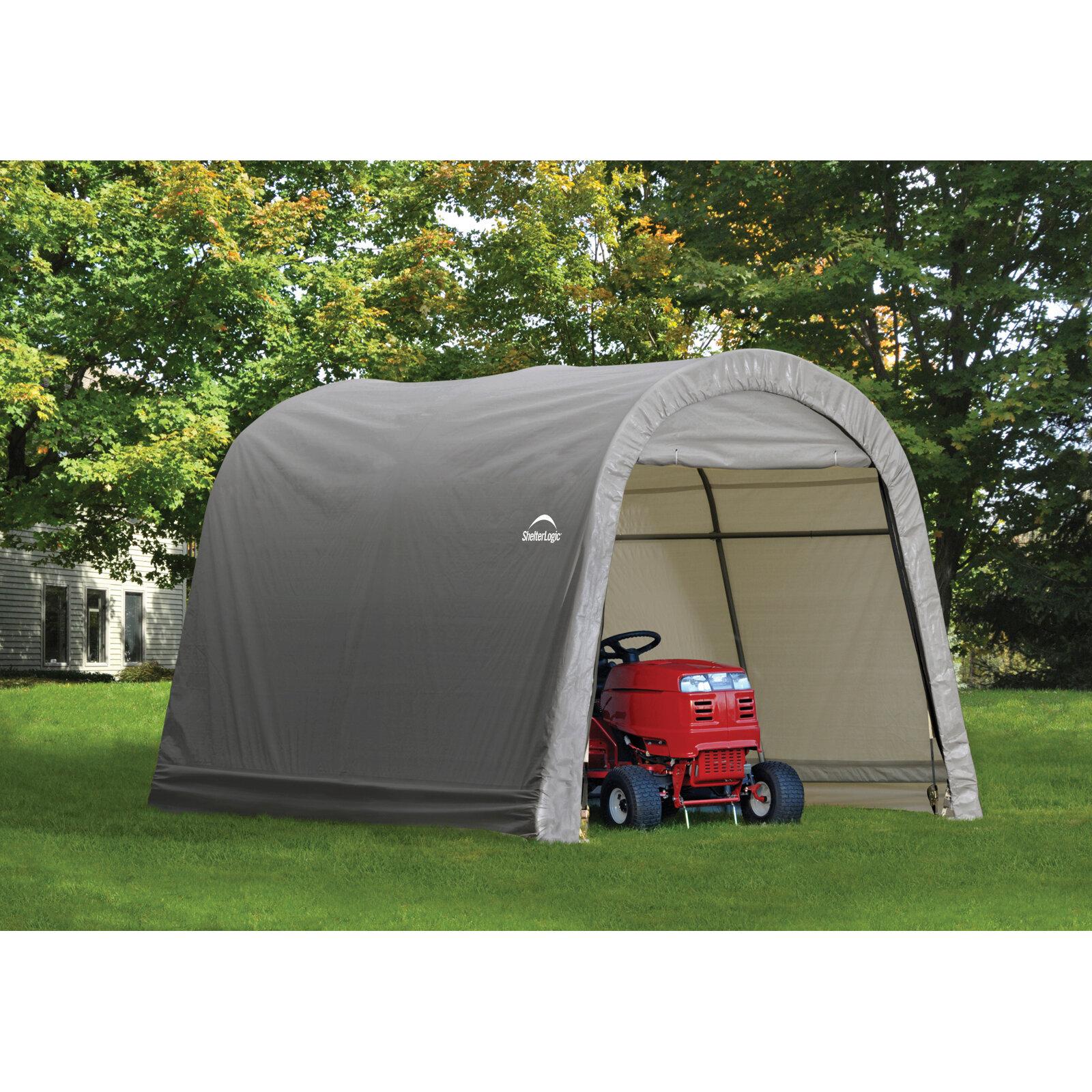 box shelterlogic garage shelter a in mpn
