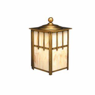 Find Lodge 1-Light Outdoor Flush Mount By Northeast Lantern