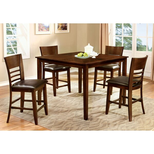 Mastropietro 5 Piece Dining Set by Winston Porter